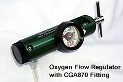 CGA870 Regulator
